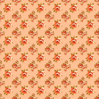 rose flower paper digital background image