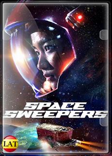 Barrenderos Espaciales (2021) DVDRIP LATINO