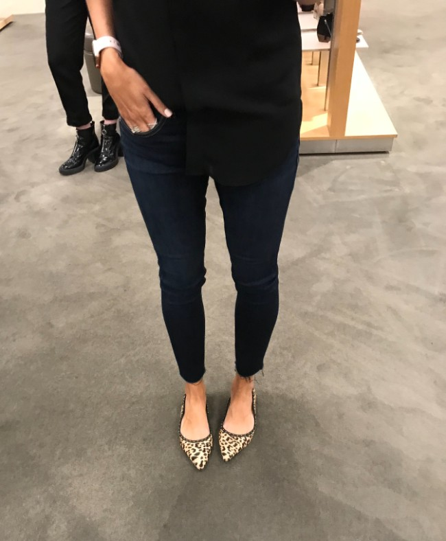 c8685c04a37581 These flats fit so well! Last year s Sam Edelman flats slipped off your feet