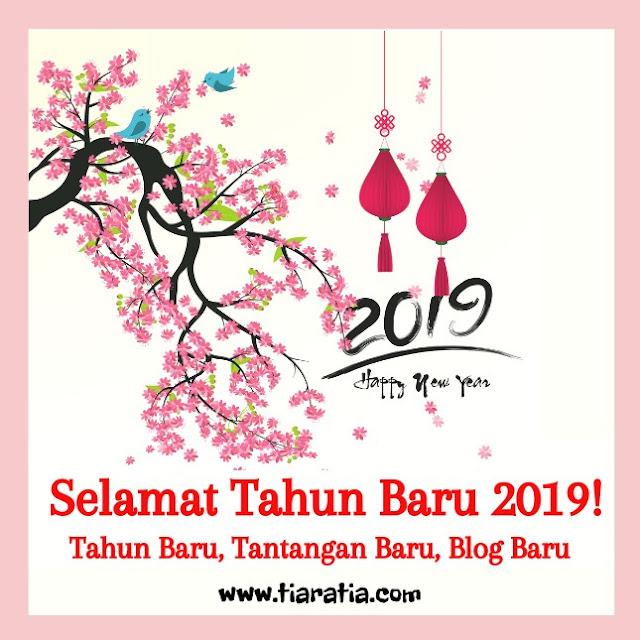 selamat tahun baru blog baru