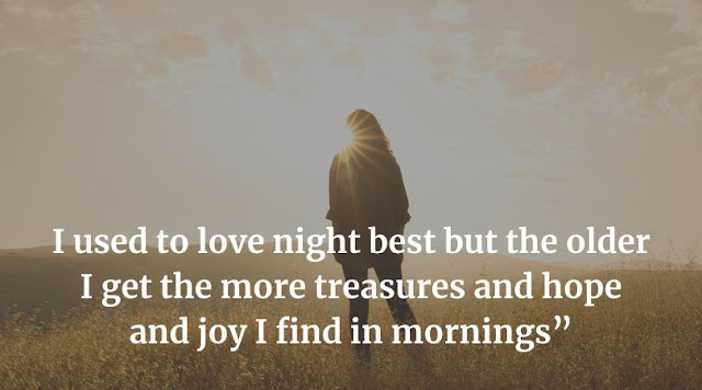 good morning images with love quotes in english