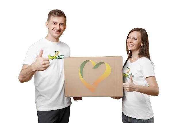 Super Troco estimula doação de pontos para apoio no combate ao coronavírus