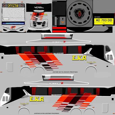 livery bussid eka 2