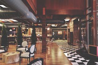 lobby hotel bintang 5