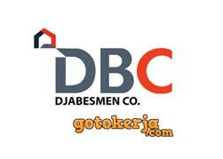 Lowongan Kerja DBC (Djabesmen Co.)
