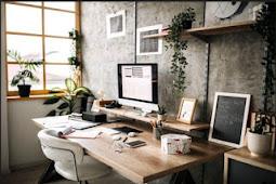 Buat Kantor Kamu Sendiri Di Rumah Dengan Beberapa Tips Ini