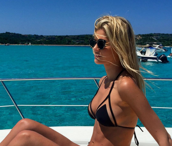 blogueira biquini de tulê da Adriana Degreas bikini das famosas