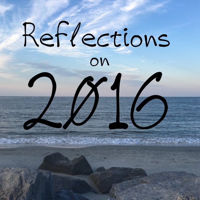 New Year's Reflections