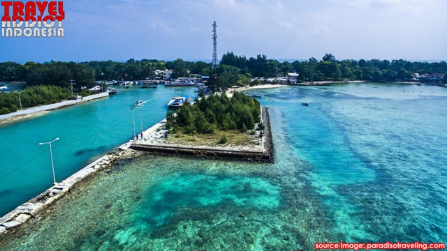 enjoyed on Pari Island