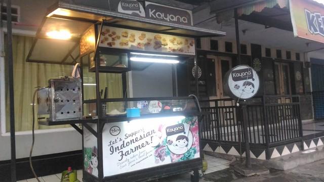 Kebab Terdekat di Alun-Alun Kota Probolinggo