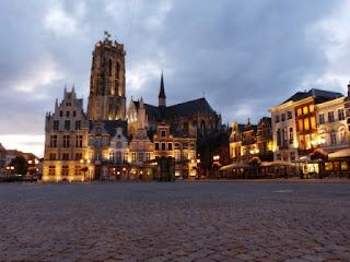 7. Grote Markt, Mechelen