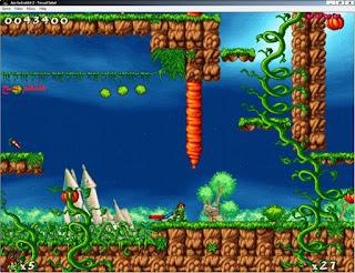 تحميل لعبة الارنب الشقي والجزر القديمة Download Jazz Jackrabbit 2
