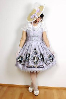 lolita fashion, gothic lolita, austrian lolita community, auris lothol, coordinate, egl, egl community, le portrait de marie, krad lanrete