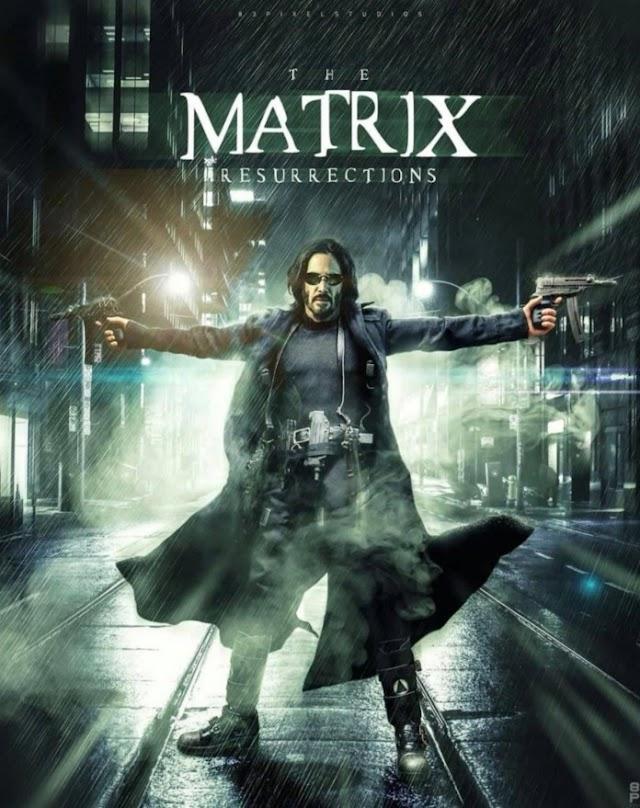 #MatrixResurrections Is Here... Well, Sorta