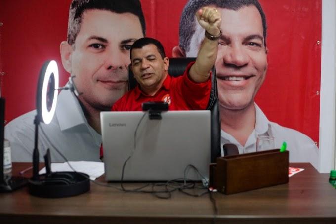 PT lança, oficialmente, chapa de Paulo Bomfim e Charles Leão para as eleições 2020 em Juazeiro