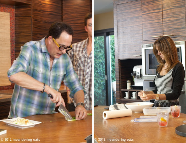 kitchen backsplash tile bosch appliance packages meandering eats: sam live: recapping the livecast and a ...