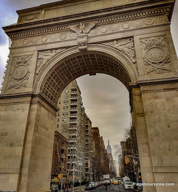 Arco da Washington Square, Nova York