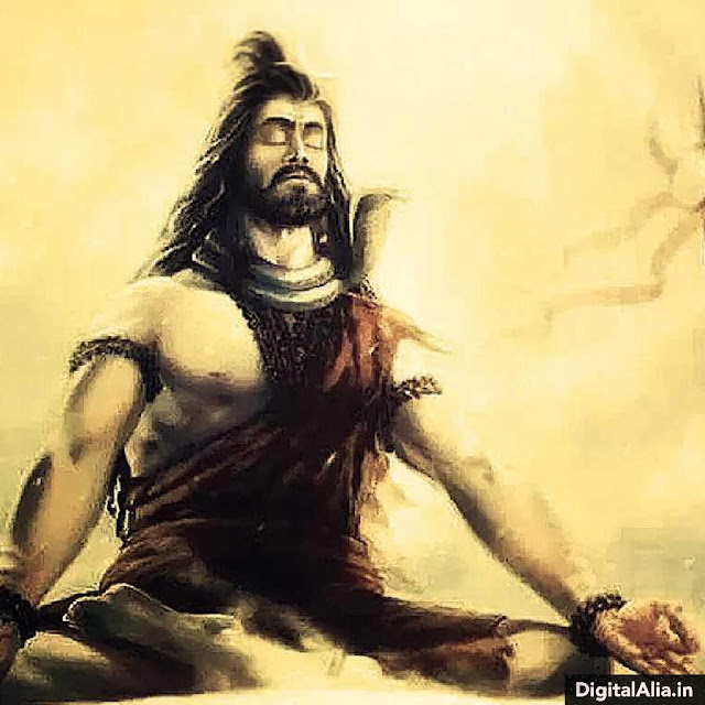 mahadev ka photo