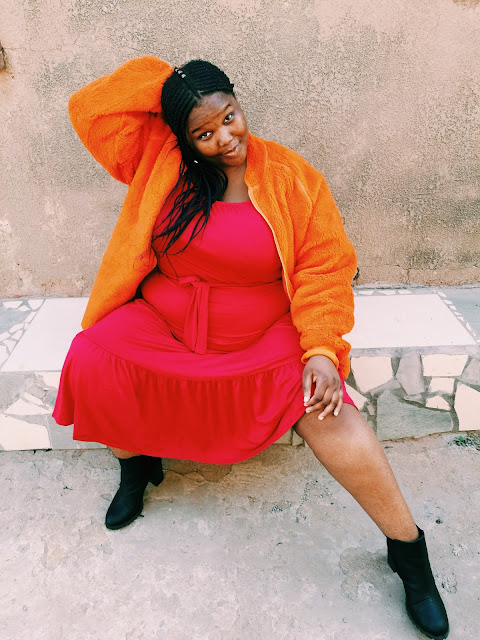 South african plus size bloggeer, dating while plus size,