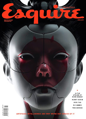 Esquire(エスクァイア) マレーシア版 2017年04月号 raw zip dl