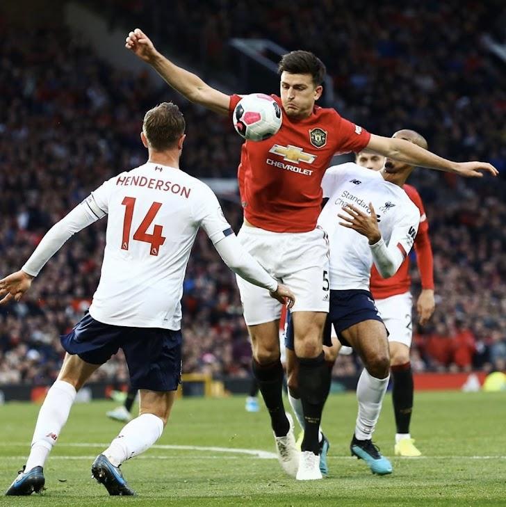 9 Catatan Setelah Big Match Manchester United vs Liverpool Berakhir imbang