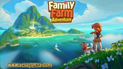 تحميل لعبة Family Farm Adventure مهكرة