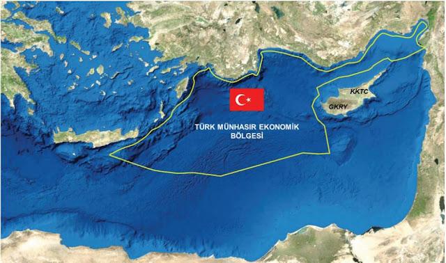 ΑΟΖ… Εμείς αενάως σχεδιάζουμε, οι τούρκοι όμως, πάντα ένα βήμα μπροστά