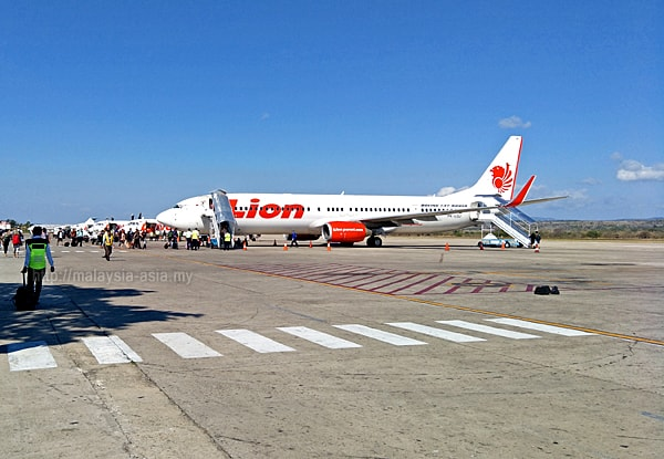 Indonesia Lion Air