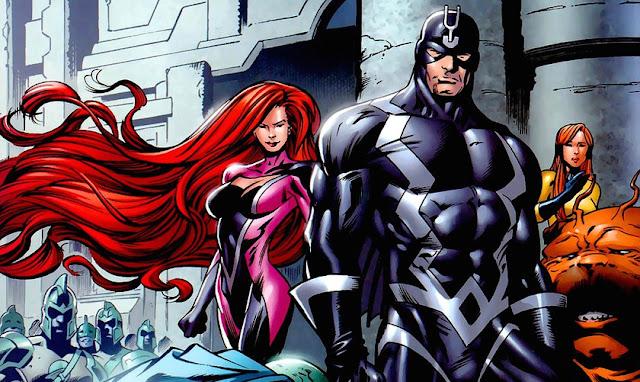 Marvel Inumanos