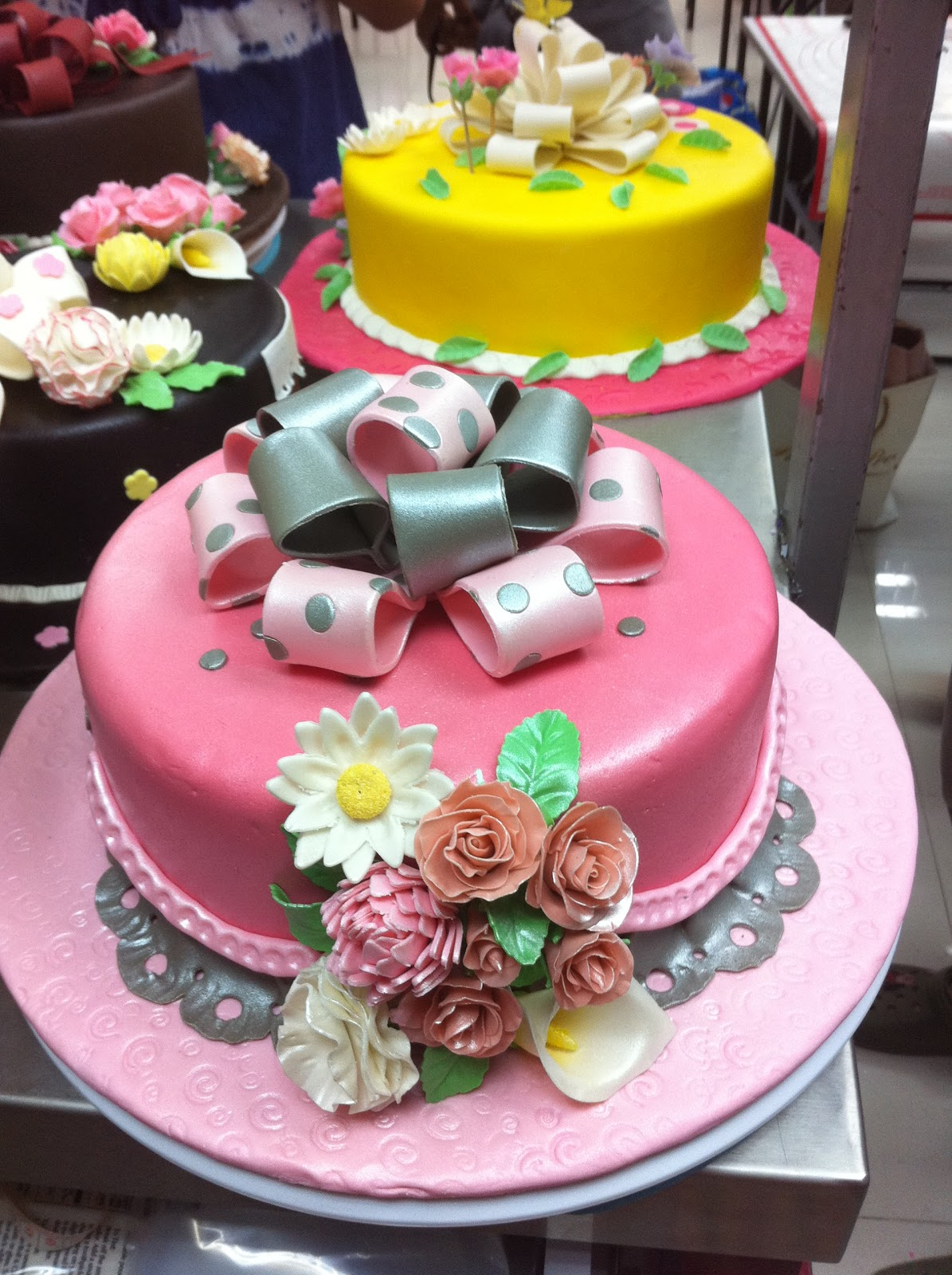 Wilton Cake Classes Uk