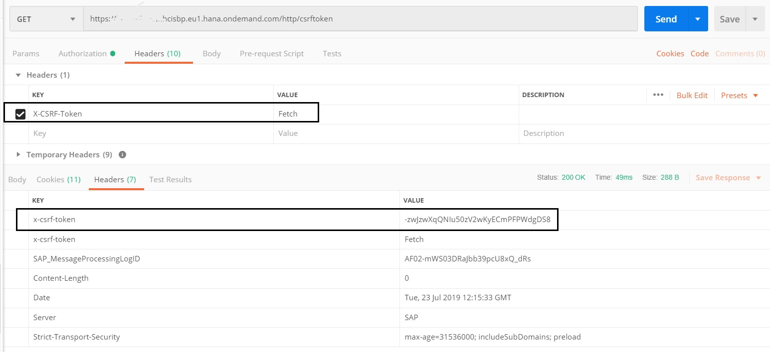 SAP HCI/CPI - Cloud Platform Integration