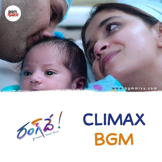 Rang De Climax BGM Download HD - Rang De BGMs HD - BGM Mixy
