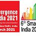 २८व्या 'कन्व्हर्जन्स इंडिया आणि ६ व्या स्मार्ट सिटीज इंडिया एक्सपो'चे आयोजन