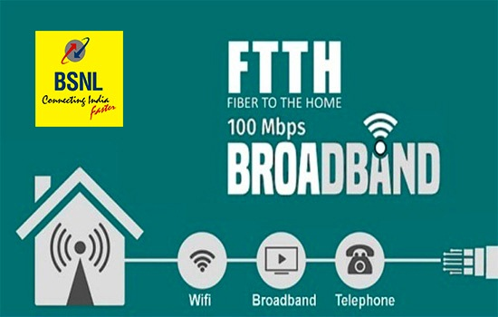 BSNL regularized FTTH Broadband plans Fibro Combo ULD 777 & Fibro Combo ULD 1277 in all the circles