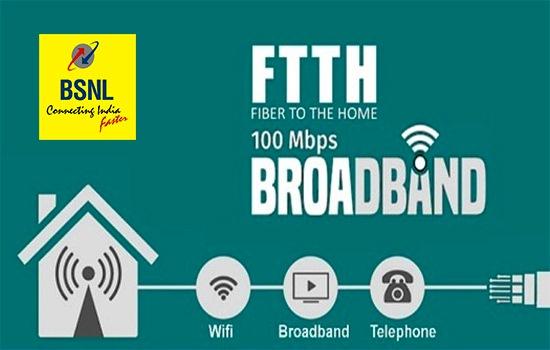 BSNL regularized FTTH Broadband plans Fibro Combo ULD 777 & Fibro Combo ULD 1277 in all the circles