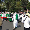 FPI Demo Tutup Jalan di Makassar, Terkait Polisi Bersepatu Masuk Masjid