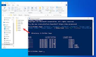Membuat Banyak Folder Sekaligus di Windows 10