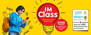 Apa itu Paket Pintar IMClass Indosat