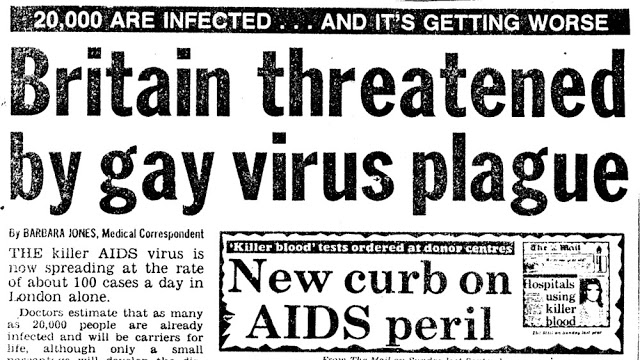 Early HIV article