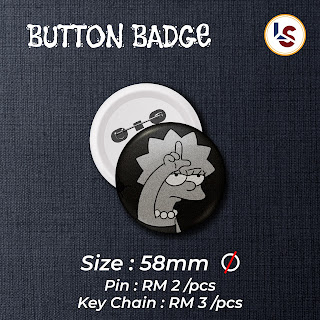 button badge Weathering With You