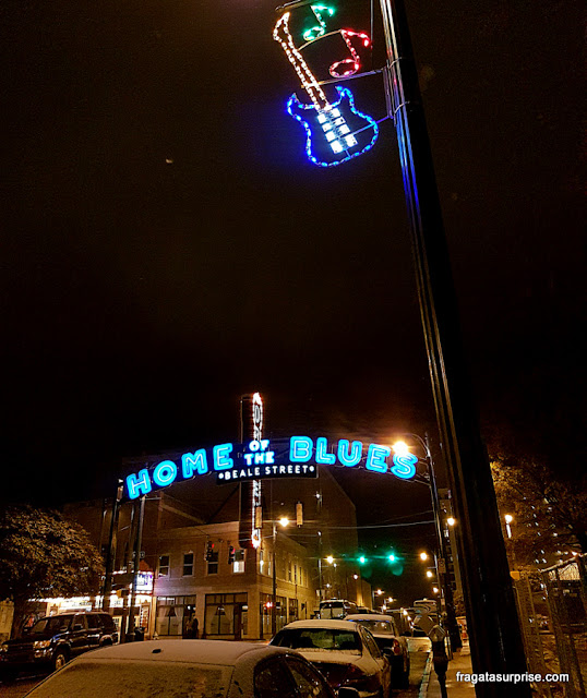 Beale Street, a Rua do Blues