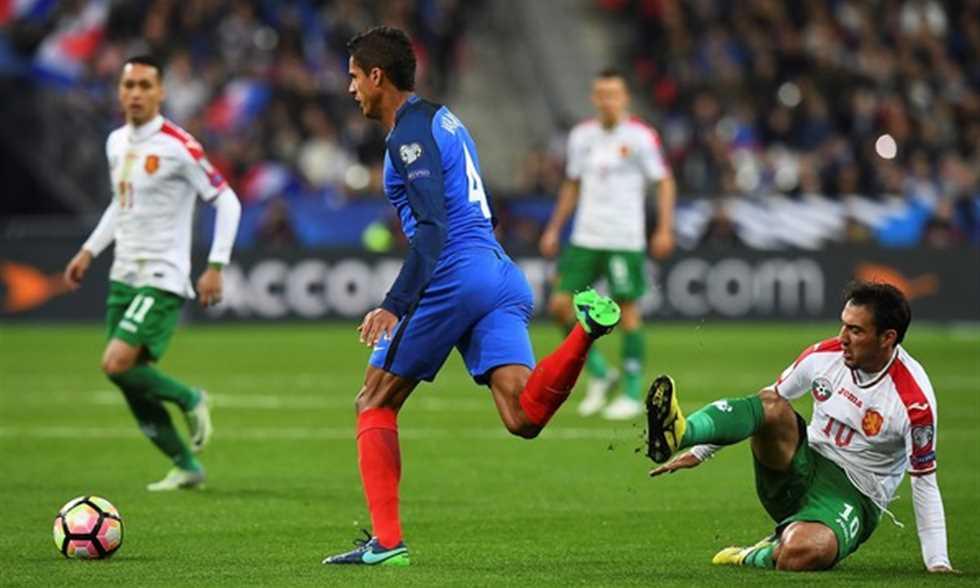 موعد مباراة فرنسا، وبلغاريا