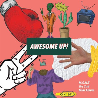 [Single] M.O.N.T - AWESOME UP! Mp3 full zip rar 320kbps