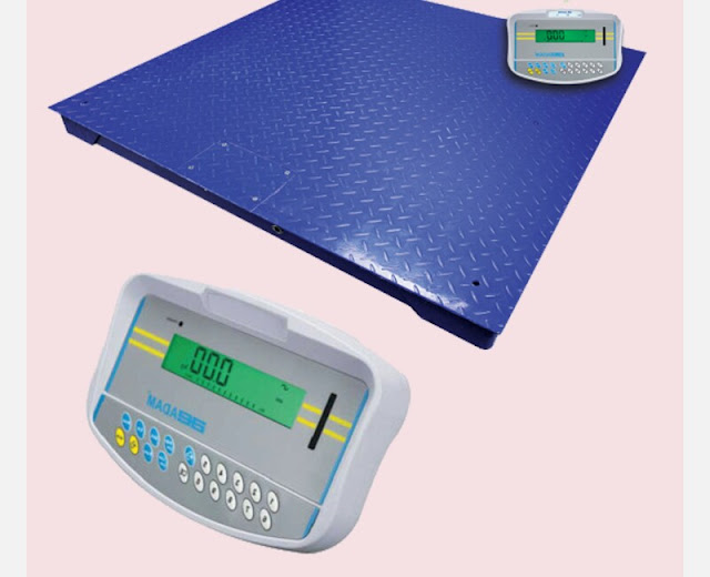 """alt = """"picture of digital weighing scale for cattle """""""