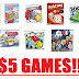 $5 BOARD GAME SALE!! Jenga, Candy Land, Yahtzee, Clue, Connect 4, Sorry, Trouble or Guess Who + Free Shipping With Amazon Prime or $25 Order or Free Pickup at Walmart