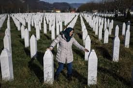 Kuburan Massal Korban Tragedi Srebrenica
