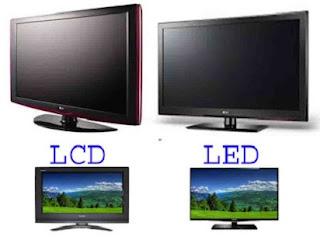 perbedaan lcd dan led laptop,led monitor,monitor komputer,tv,perbedaan tv lcd dan led serta plasma,lcd dengan led,harga tv lcd dan led,