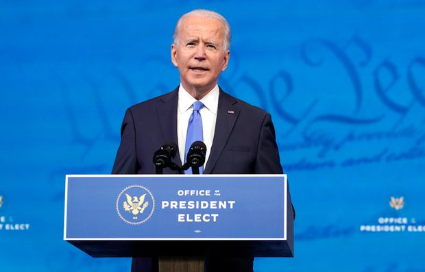 Electoral College officially confirms Biden presidential victory