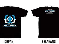 Desain Kaos Eskul ITClub SMK Yasmida Ambarawa