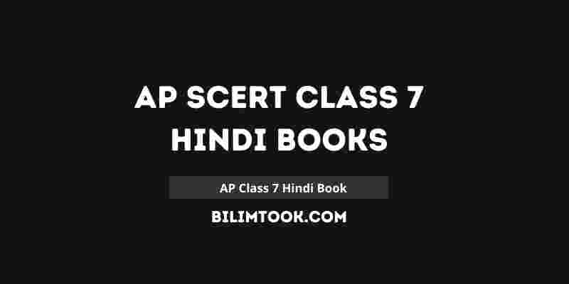 AP SCERT Class 7th Hindi Book PDF Download 2021